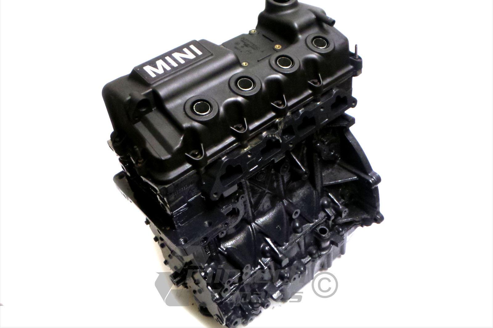 reconditioned mini engine W10 1.6 petrol